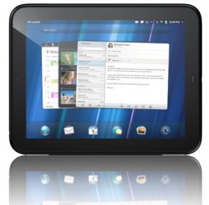 hp touchpad 99